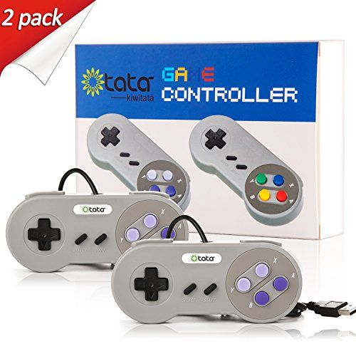 [$16.14 save 33%] Amazon #LightningDeal 56% claimed: kiwitatá Super Style USB Controller SNES to USB Controller... http://www.lavahotdeals.com/ca/cheap/amazon-lightningdeal-56-claimed-kiwitata-super-style-usb/186195?utm_source=pinterest&utm_medium=rss&utm_campaign=at_lavahotdeals