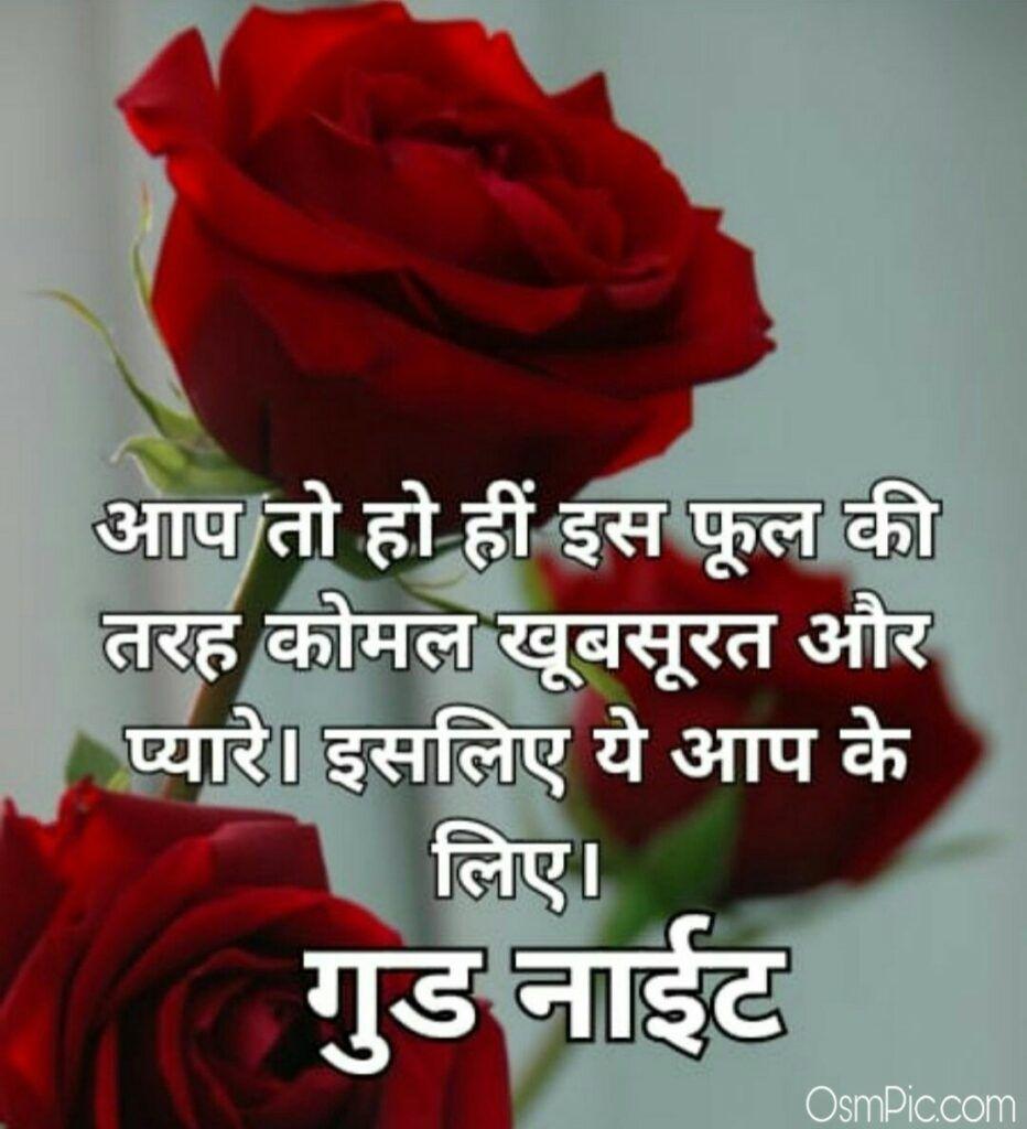 Hot Good Night Images In Hindi