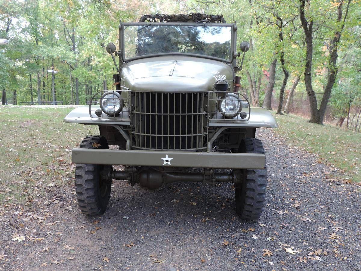 1942 Dodge WC for sale #1884443 | Hemmings Motor News | DODGEs ...