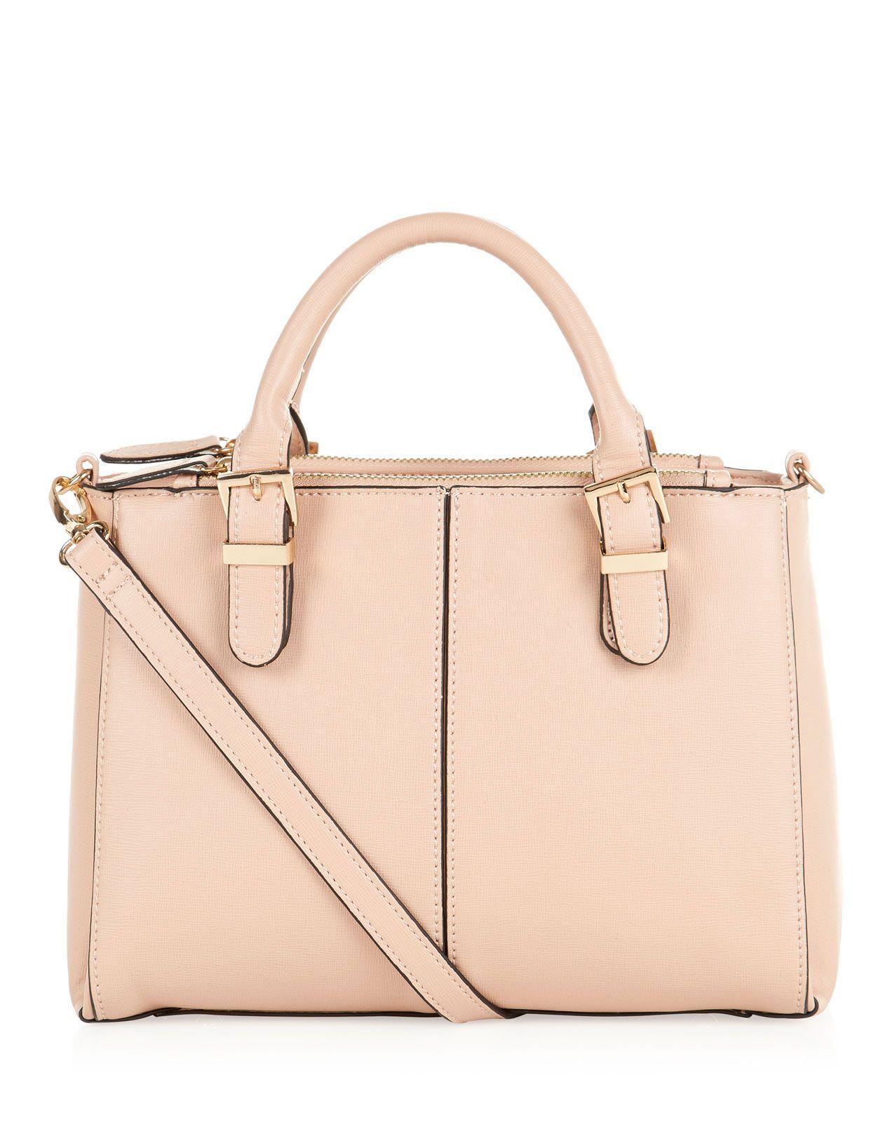 Dani Double Zip Handheld Bag As seen in People Style Watch ...