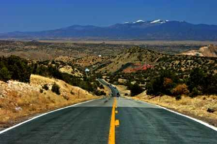 Albuquerque To Santa Fe >> Ghosts Of Madrid New Mexico This Former Ghost Town Along Highway