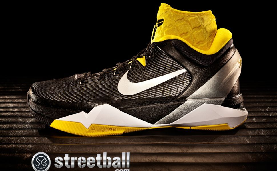 Nike Zoom Kobe Vii HD Wallpaper