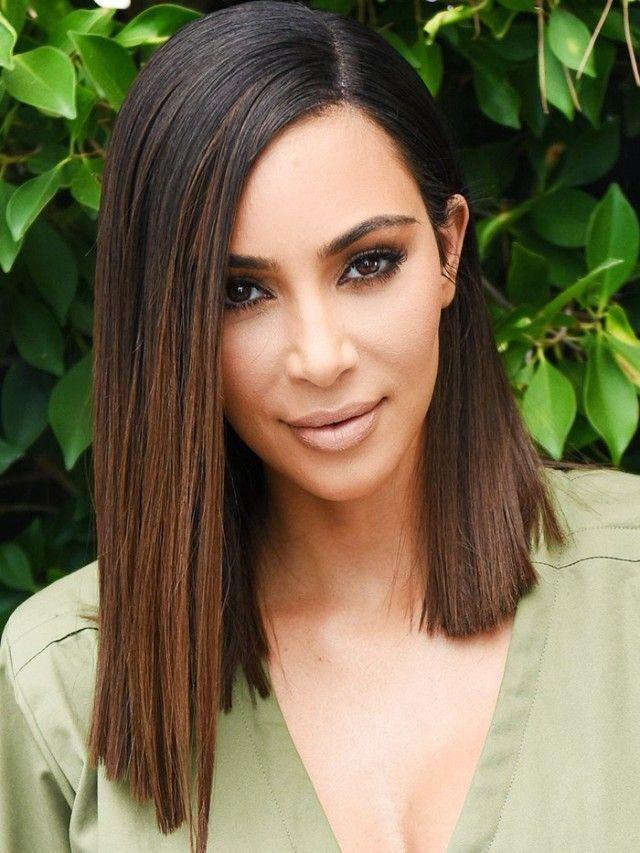 2016: Kim Kardashian West   Prom hairstyles for long hair ...
