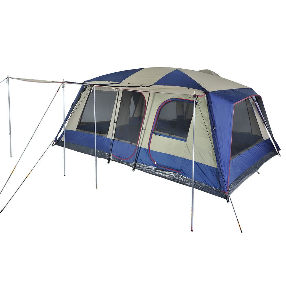 Oztrail LODGE FAMILY Dome Tent (12 Person) OZTDTS-LODF-C  sc 1 st  Pinterest & Oztrail LODGE FAMILY Dome Tent (12 Person) OZTDTS-LODF-C | Camping ...