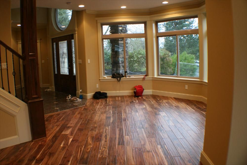 BuildDirect®: Hardwood Flooring Handscraped Tropical ...