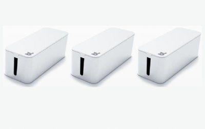 Cablebox - sladdfritt - kabelhantering - sladdgömma