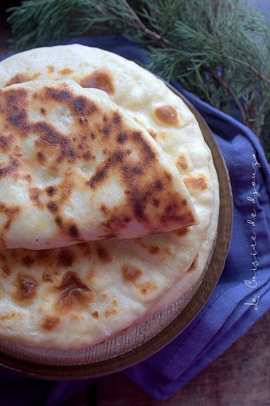 Pan-and-pan cheese bread without yeast | Lebensmittel ...