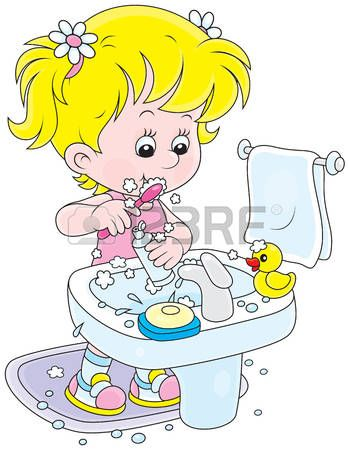 niño cepillandose los dientes: Niño cepillarse los dientes | Imagen ...