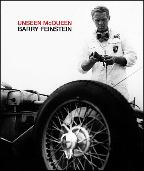 Des photos inédites de Steve McQueen photographié par Barry Feinstein