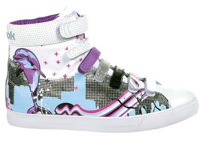 Cooperación Rendición Ocupar  GlanceZ Fashion - Not Once But More: REEBOK Affili Art Collection    Fashion, Baby shoes, Art collection