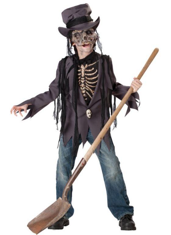 Boy's Zombie Costume