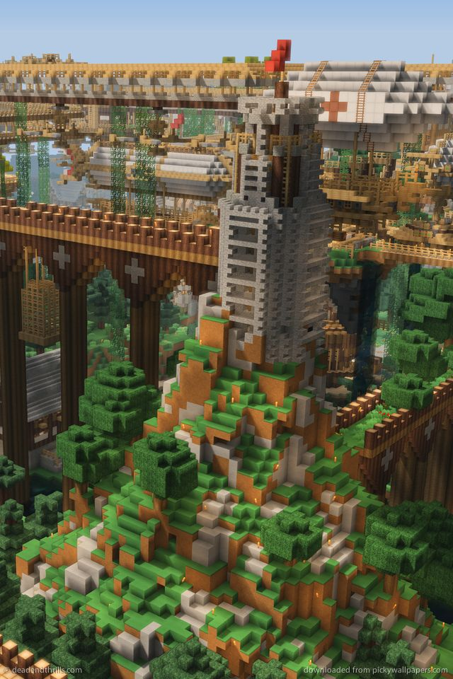 IPhone S, C, Minecraft Wallpapers HD, Desktop Backgrounds