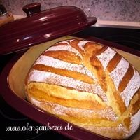 Photo of My cooking show bread from the oven master from Pampered Chef®