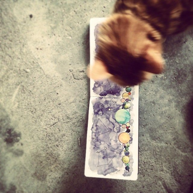 #рисовать #cat #scetchbook #artbook #chagooch