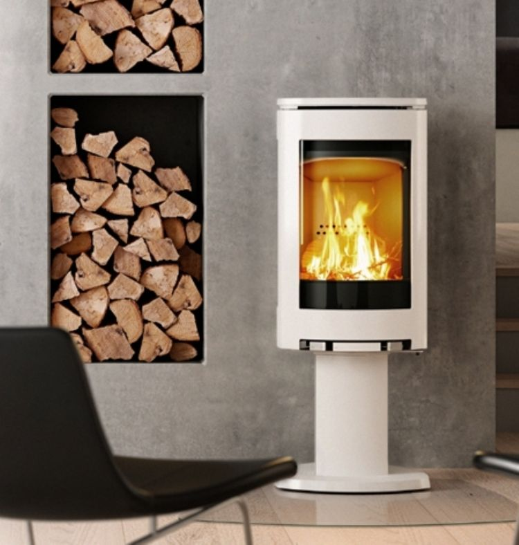 Jotul 370dv In 2020 Contemporary Gas Fireplace Wood Burning Stove Modern Stoves