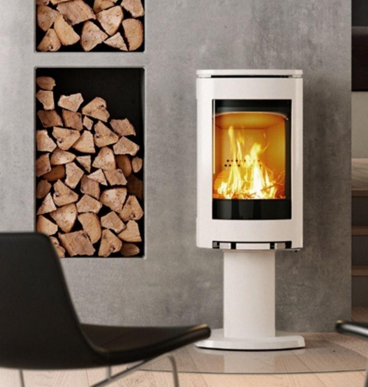 Fireplace Design jotul fireplace : Jotul F 105 | Jotul | Pinterest | WOOD STOVES - WHITE | Pinterest ...