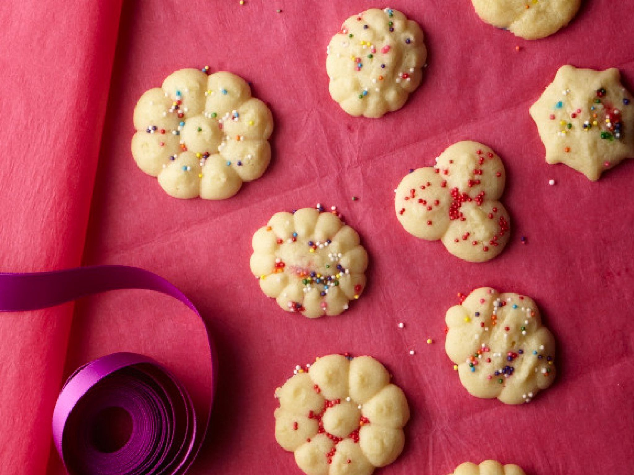 Holiday party recipes and ideas food network spritz cookie holiday party recipes and ideas food network forumfinder Gallery