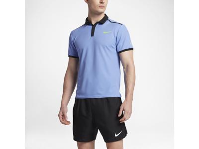 Polo de tenis para hombre NikeCourt Roger Federer Advantage