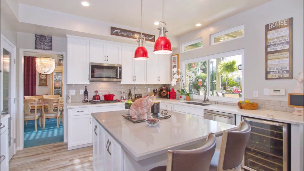 Short Video Of A Contemporary Kitchen Remodel In Temecula Kitchendesign Kitchenideas Kitcheni Kitchen Concepts Kitchen Remodel Contemporary Kitchen Remodel
