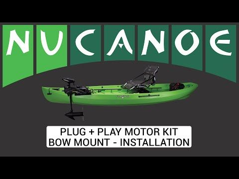 Plug Play Motor Wiring Kit Installation Youtube Plywood Boat Plans Boat Plans Model Boats