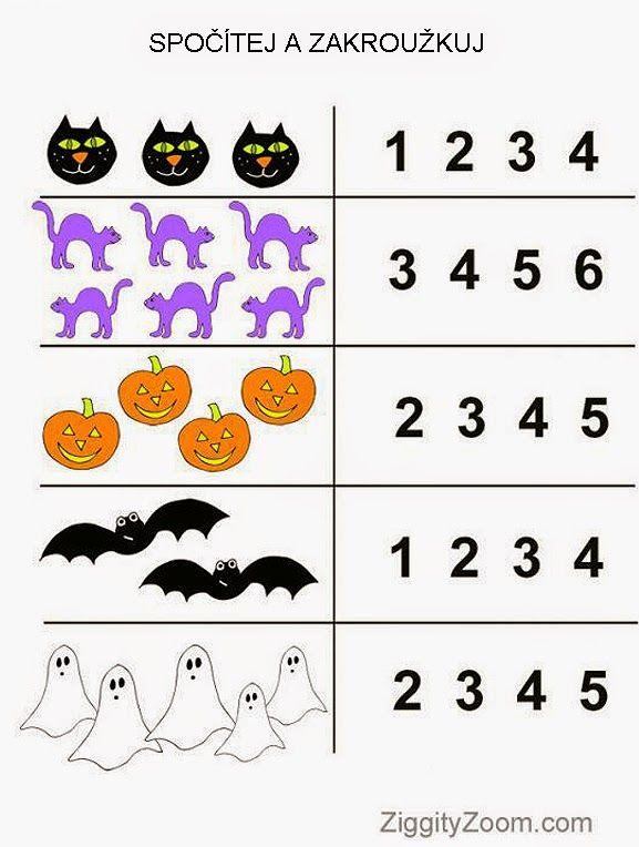 Pro Tpu Obdob Podzim Pracovn Listy Pinterest Preschool