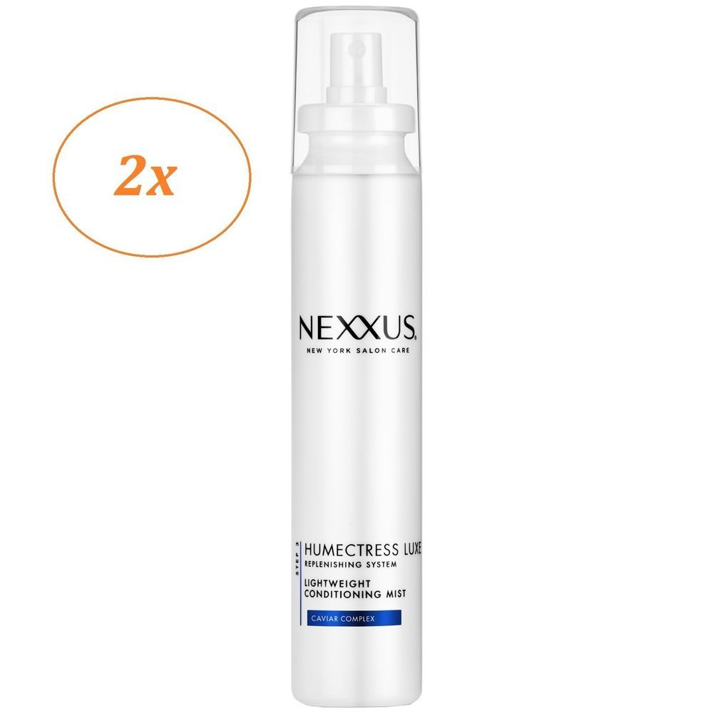 6142cfc42a 2x Nexxus Humectress for Normal to Dry Hair Conditioning Mist 5.1 oz #Nexxus
