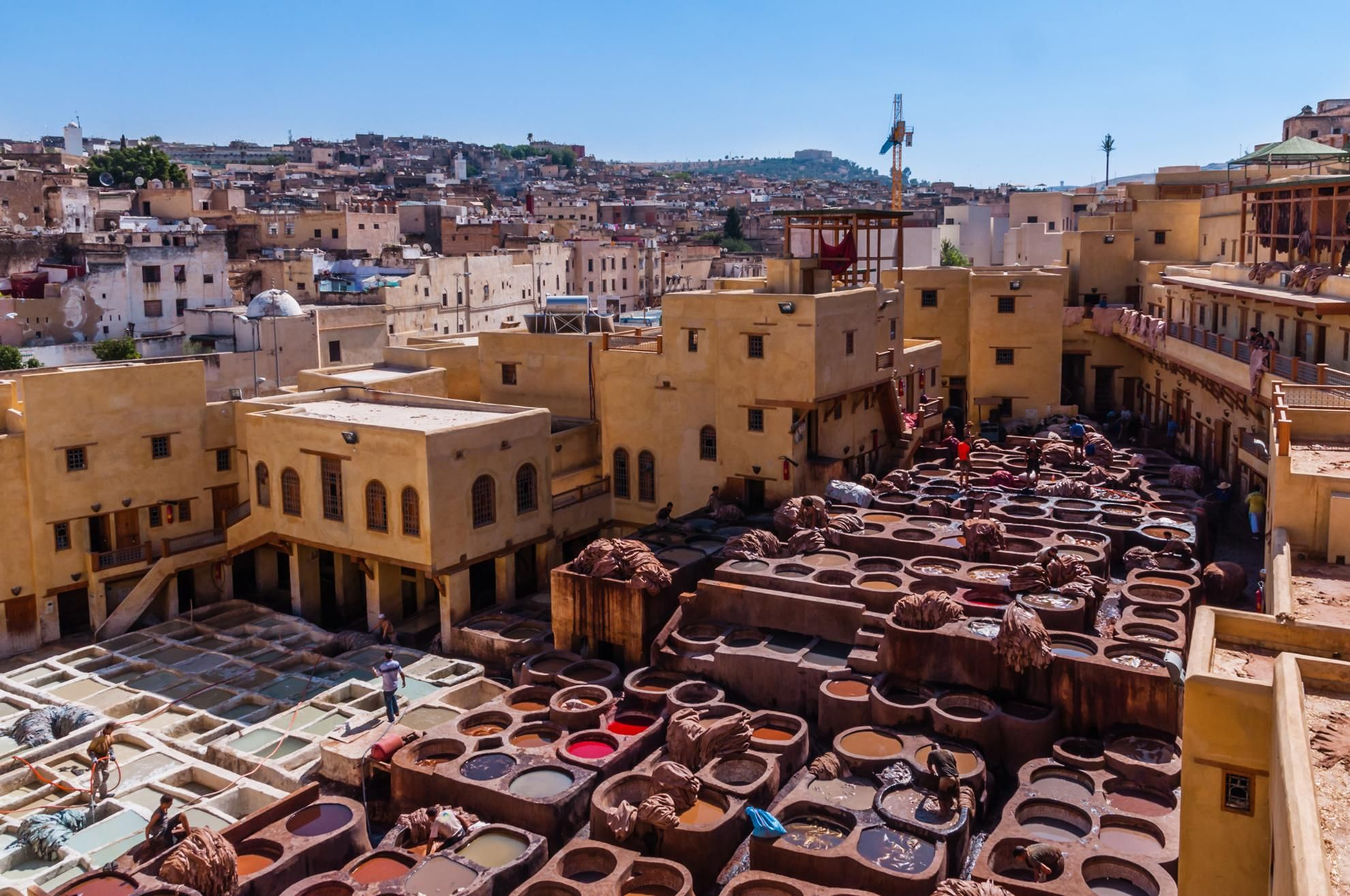 The ja guide to morocco morocco travel street view - Chambre chez l habitant marrakech ...