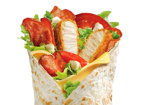 McWRAP® CHICKEN & BACON | McDonald's España