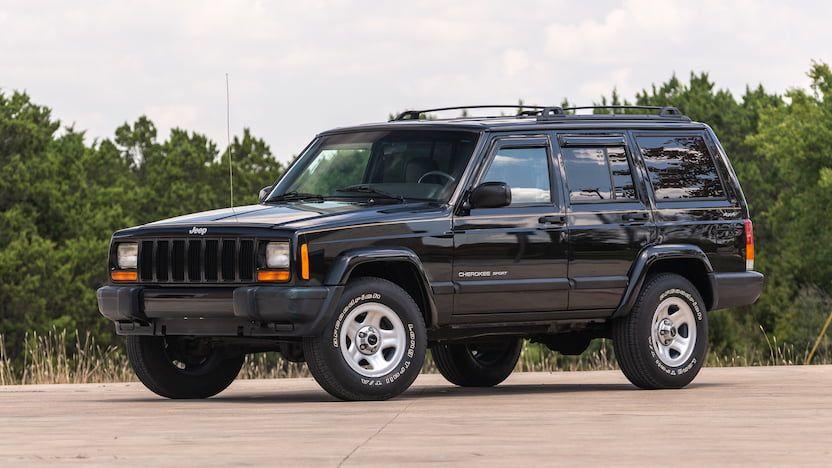 2000 Jeep Cherokee Sport T125 Dallas 2019 Cherokee