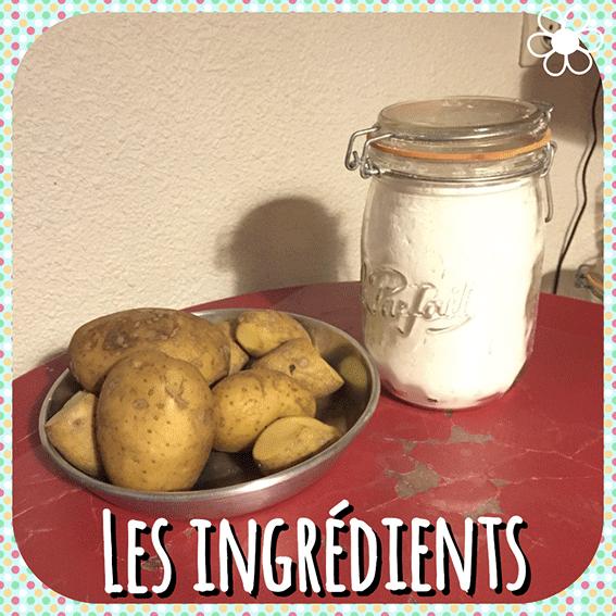 #recette des #gnocchis pas à pas