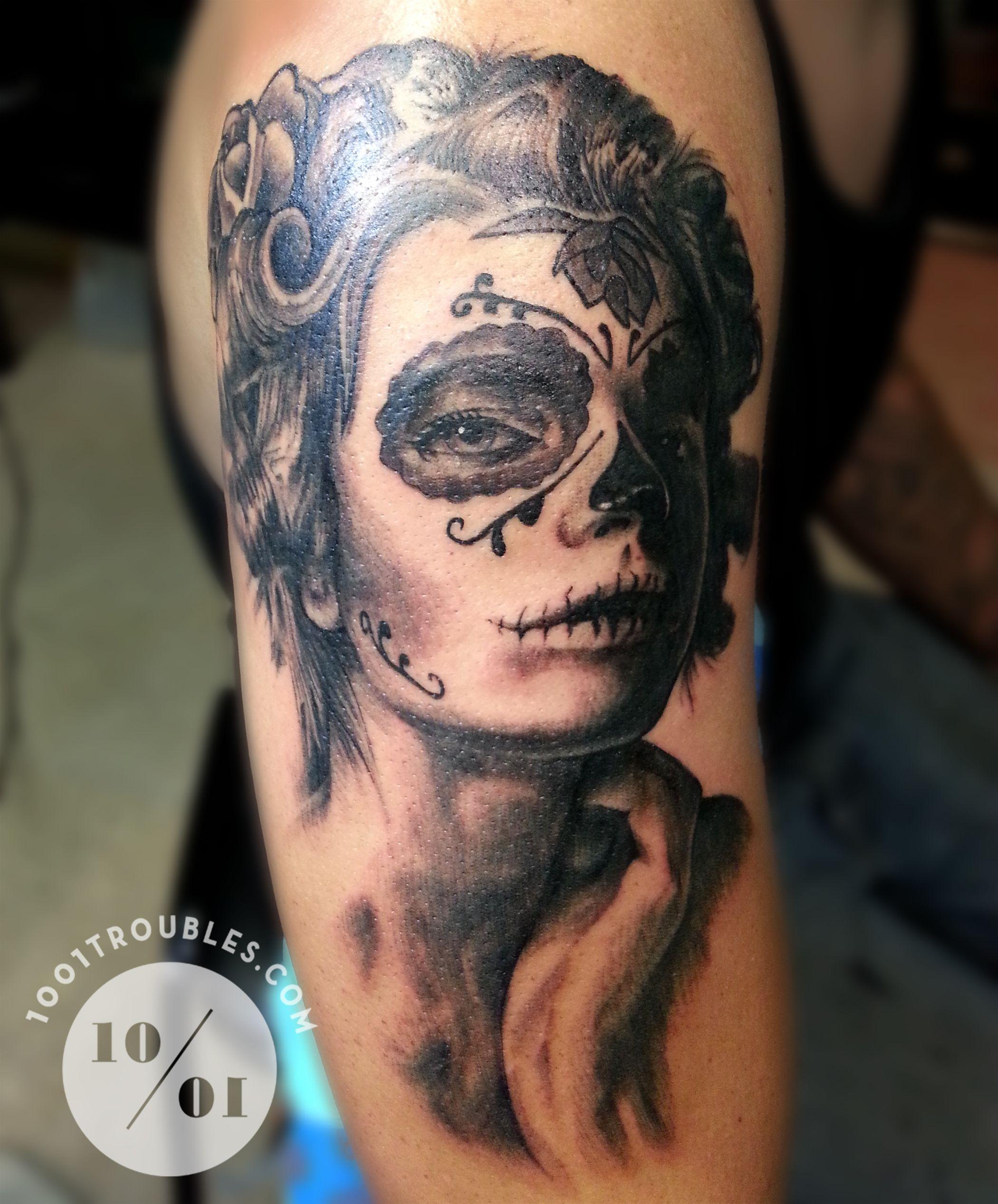c9957fd97adeb Done by Fredd Cheeto of 1001 Troubles Tattoo, Portsmouth RI | Tattoo ...