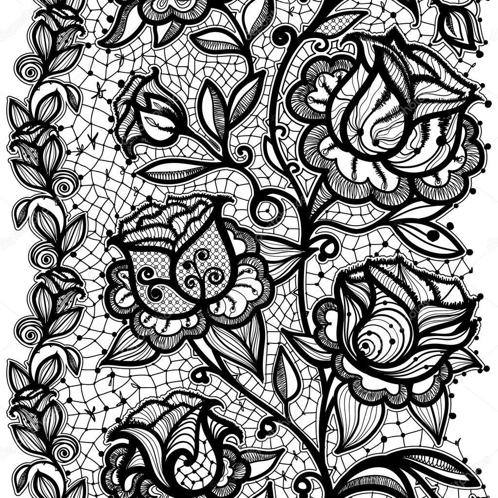 Похожее изображение Pattern, Lace doilies, Lace pattern