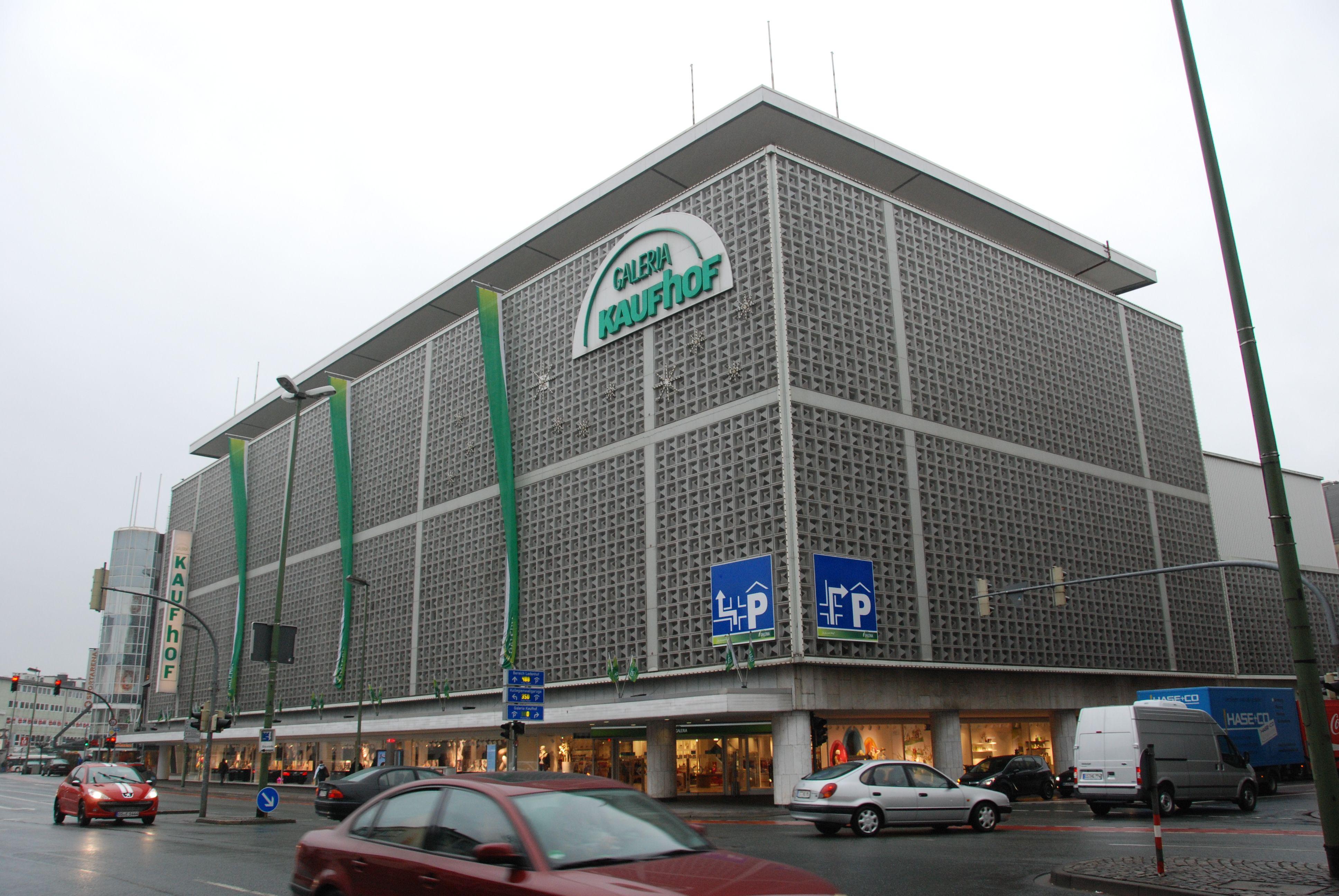 galeria kaufhof kiel