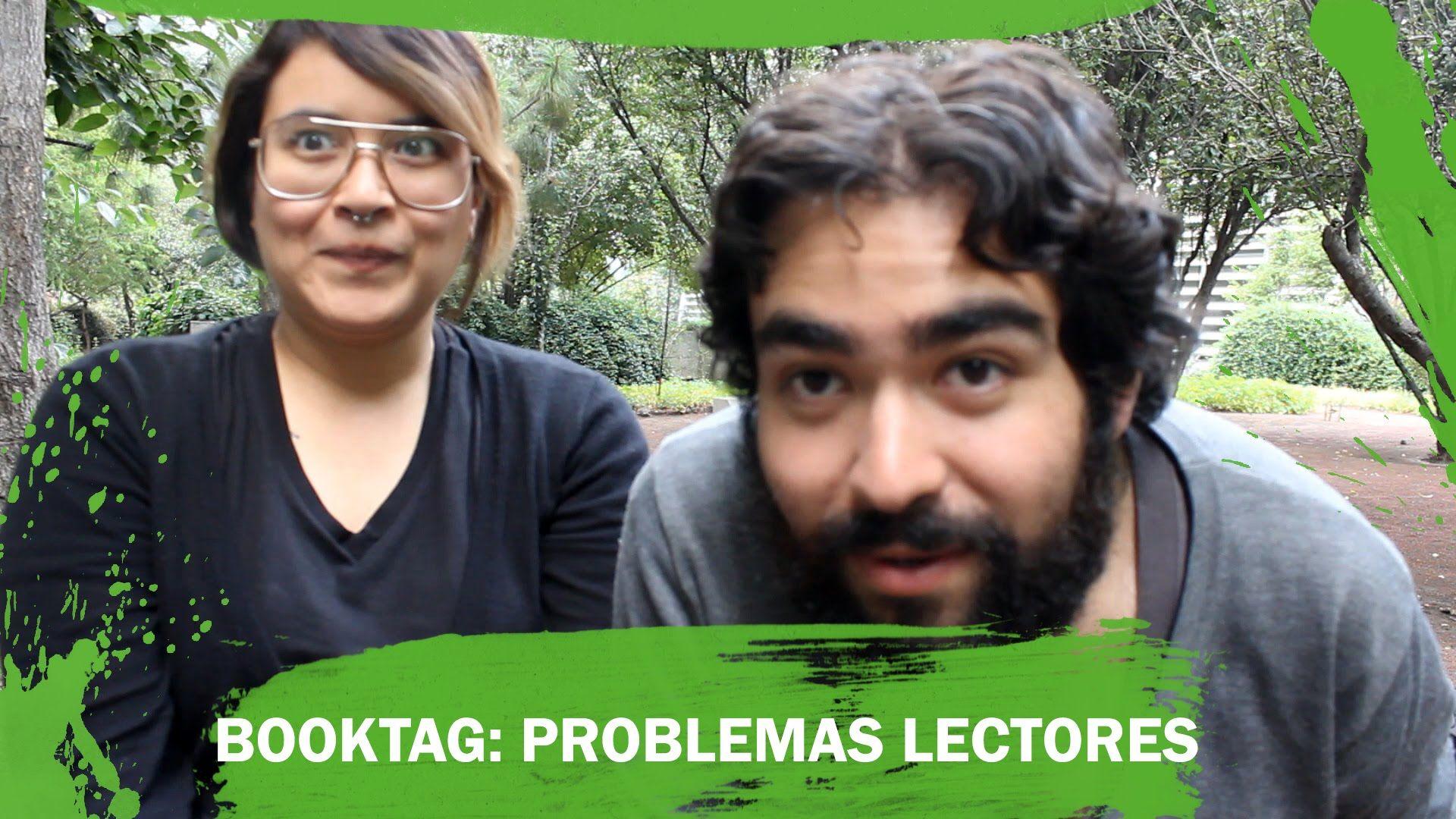 BOOKTAG   Problemas lectores ft David Martín de How I met books   trestr...