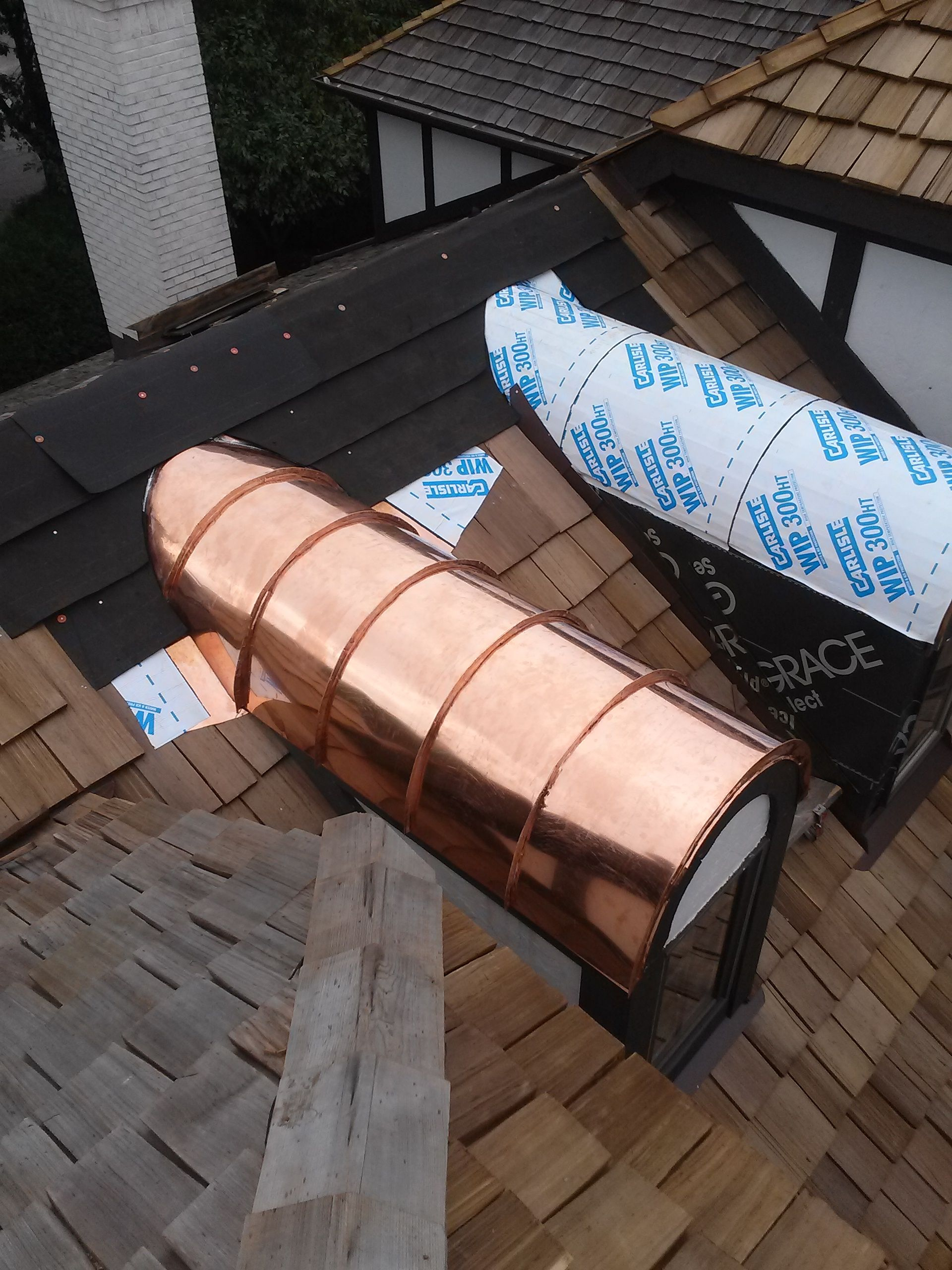 Pin On Copper Roofs And Crafts