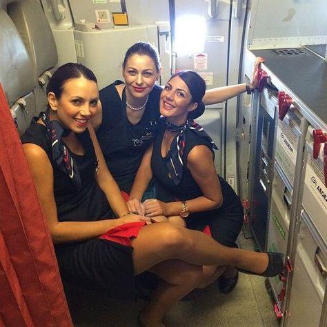 Hot Flight Attendants Flight Attendant Life Flight