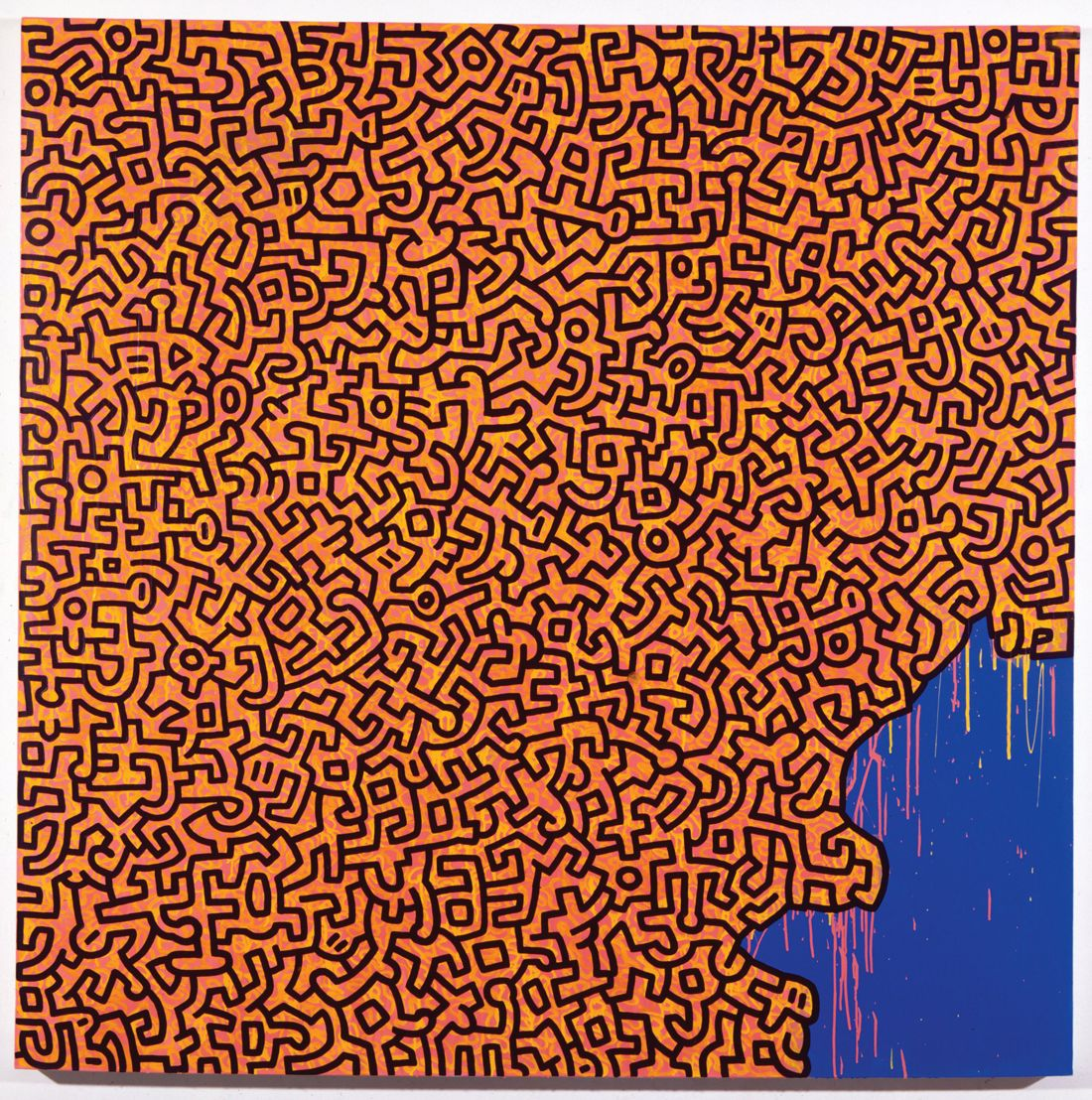 Keith haring the political line keith haring keith haring art keith haring the political line reviewsmspy