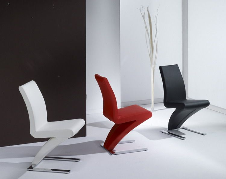 sillas modernas de comedor inspiracin de diseo de interiores - Sillas Modernas De Comedor