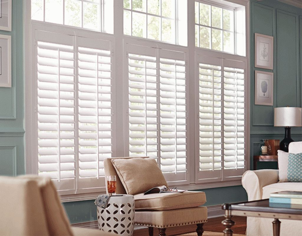 Exceptionnel Interior Plantation Shutters Home Depot Plantation Shutters Amp Interior  Shutters At The Home Depot Best Creative
