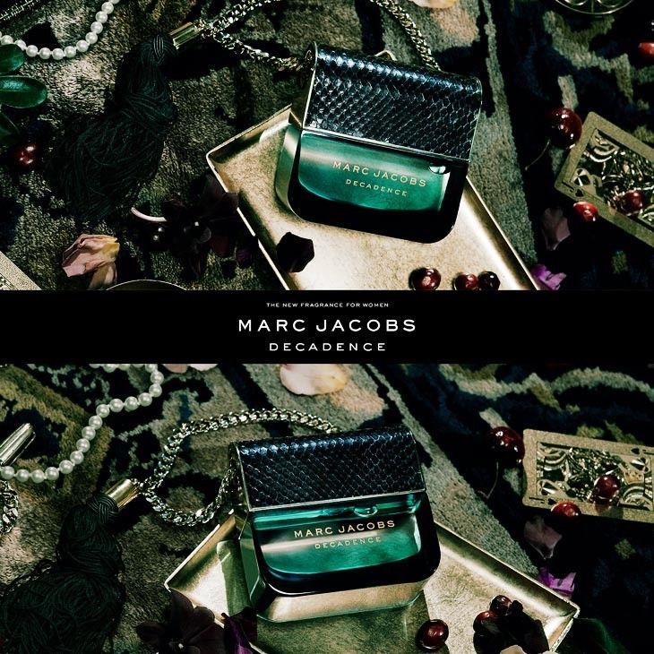 Resultado de imagem para marc jacobs decadence fragrance