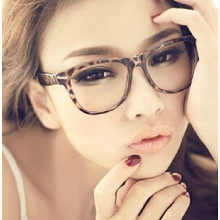 89a19f7b5d Fashion Eyeglasses Frames for Women retro Brand Eye Glasses Frames for Men  Vintage Female Spectacle Frame Optics Eyewear