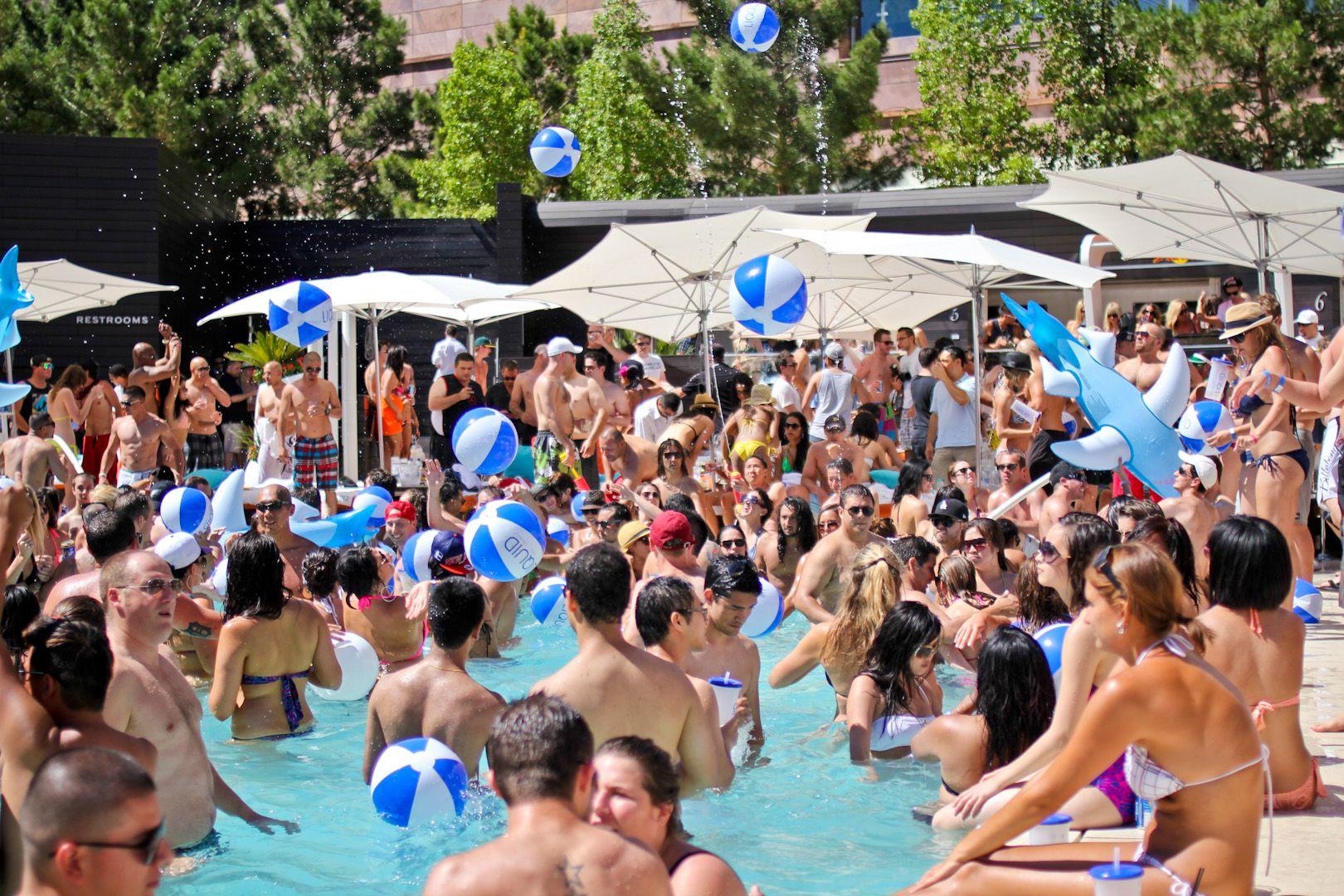 Welcome to Hang out on Holiday | Pool party, Famous djs, Day club