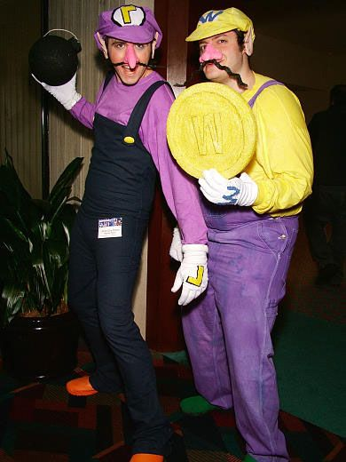 Wario & Waluigi | Costumes & Cosplay | Pinterest ... Wario And Waluigi Costumes