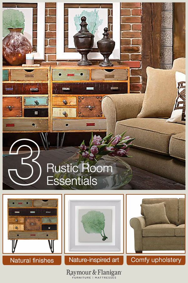 There S No Single Way To Achieve A Rustic Feel In Your Home But