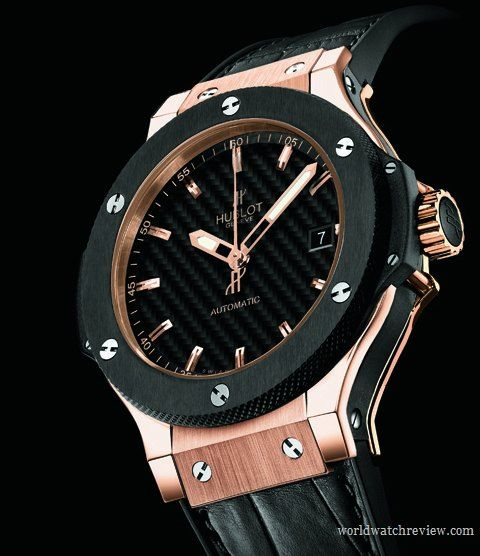 Hublot Big Bang 38 mm HUB 1110 UNICO Automatic Ladies Watch a3f4425b1
