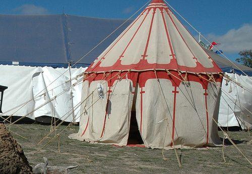 Tents & a tent by Sara van den Hove via Flickr | DIY | Pinterest | Tents