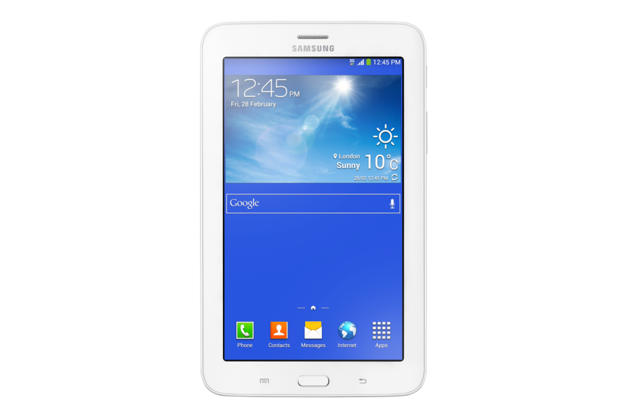 Samsung Tab 3 at Lowest Price and Free Shipping Samsung