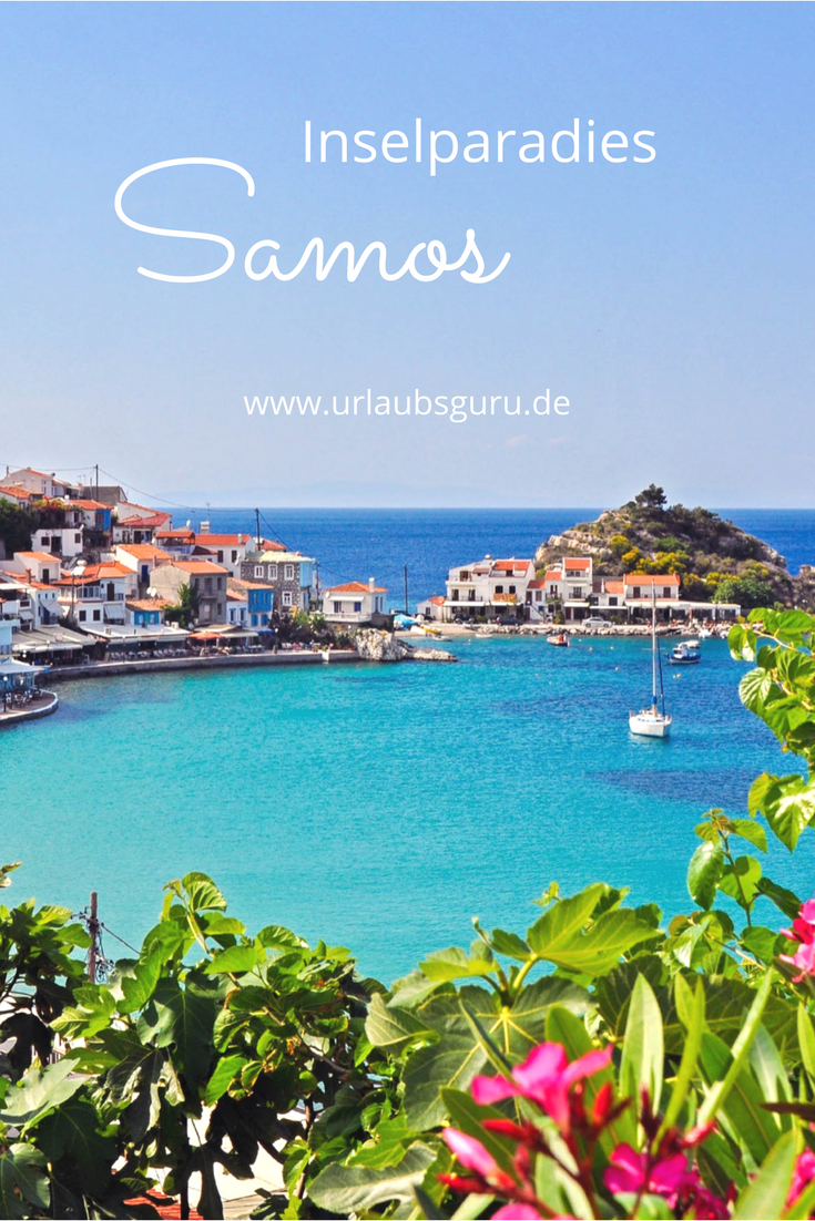 Samos ist die ägäische Insel der Natur, der Sonne und der griechischen Lebensfreude. #visitgreece