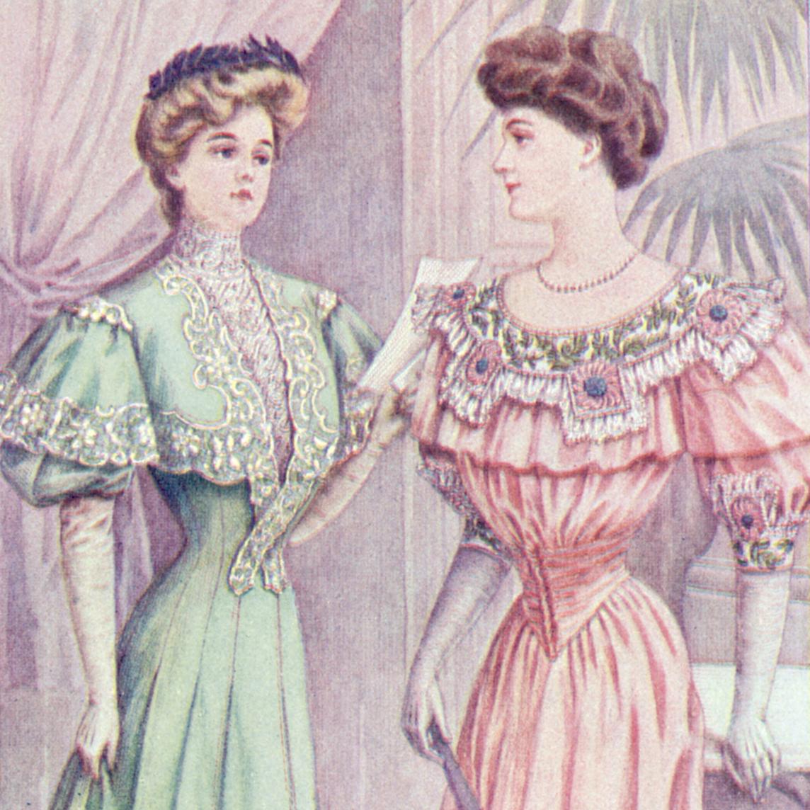 500aebc4d flattering dresses for women over 50 - Princess line - Wikipedia ...