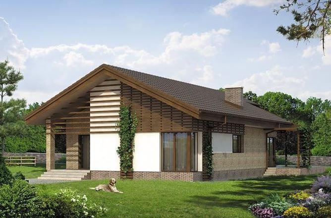 Fachadas de casas con techo chapa y dos aguas fotos for Fotos de techos de casas